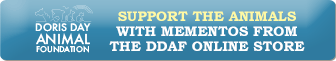 Support the Animals with Mementos from the DDAF Online Store