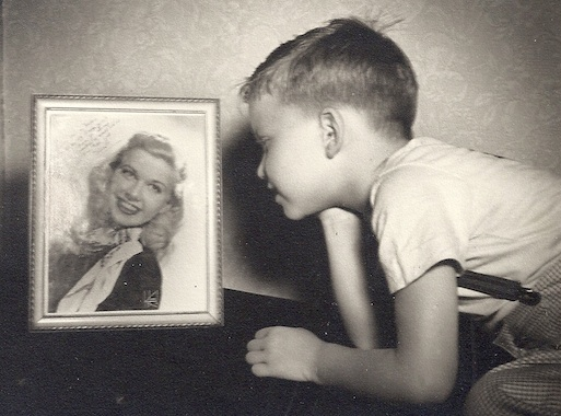 Movie star Doris Day may have been pretty as a picture, but to Terry, she was just Mom.