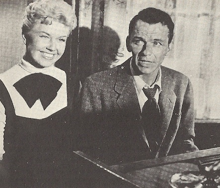 Doris teamed up again in 1954 with Frank Sinatra for the film